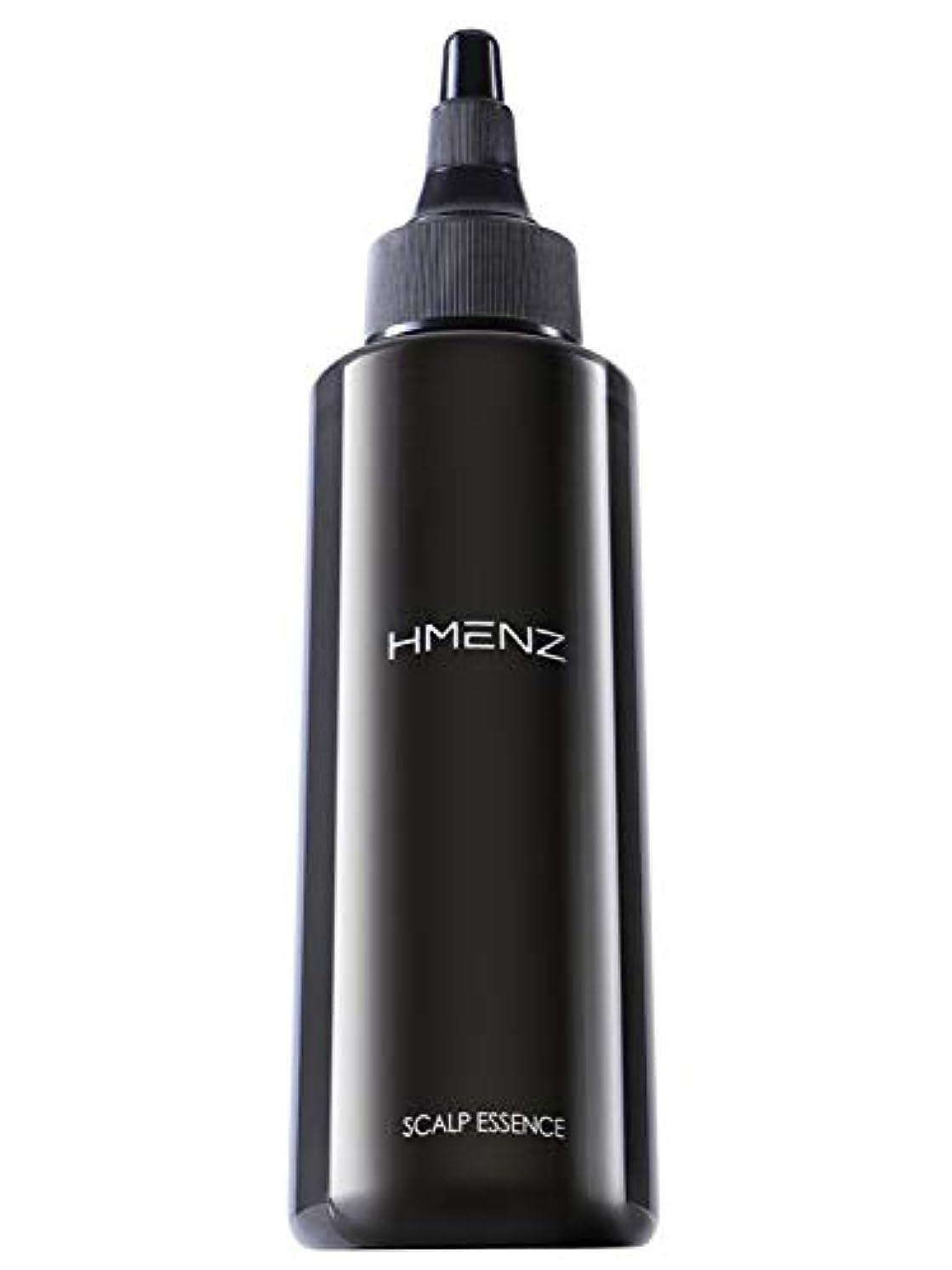 歩道敵ハチ医薬部外品 HMENZ メンズ 育毛剤 スカルプエッセンス 毛髪エイジングケアシリーズ 和漢根 海藻配合 育毛トニック 120ml
