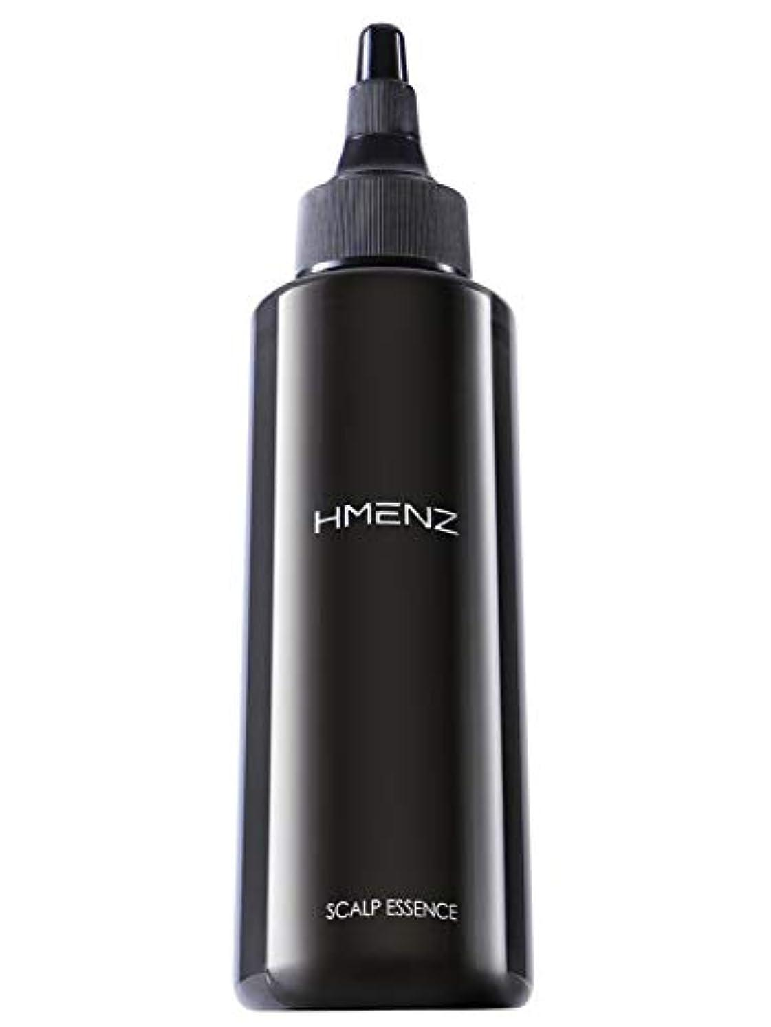同行するコインランドリー特異な医薬部外品 HMENZ メンズ 育毛剤 スカルプエッセンス 毛髪エイジングケアシリーズ 和漢根 海藻配合 育毛トニック 120ml