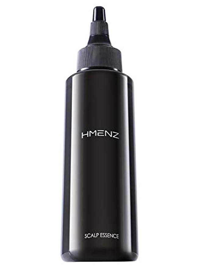 彼の写真を撮る漏斗医薬部外品 HMENZ メンズ 育毛剤 スカルプエッセンス 毛髪エイジングケアシリーズ 和漢根 海藻配合 育毛トニック 120ml