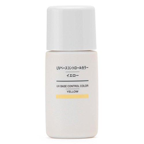 無印良品 UVベースコントロールカラー・イエロー SPF50+・PA+++