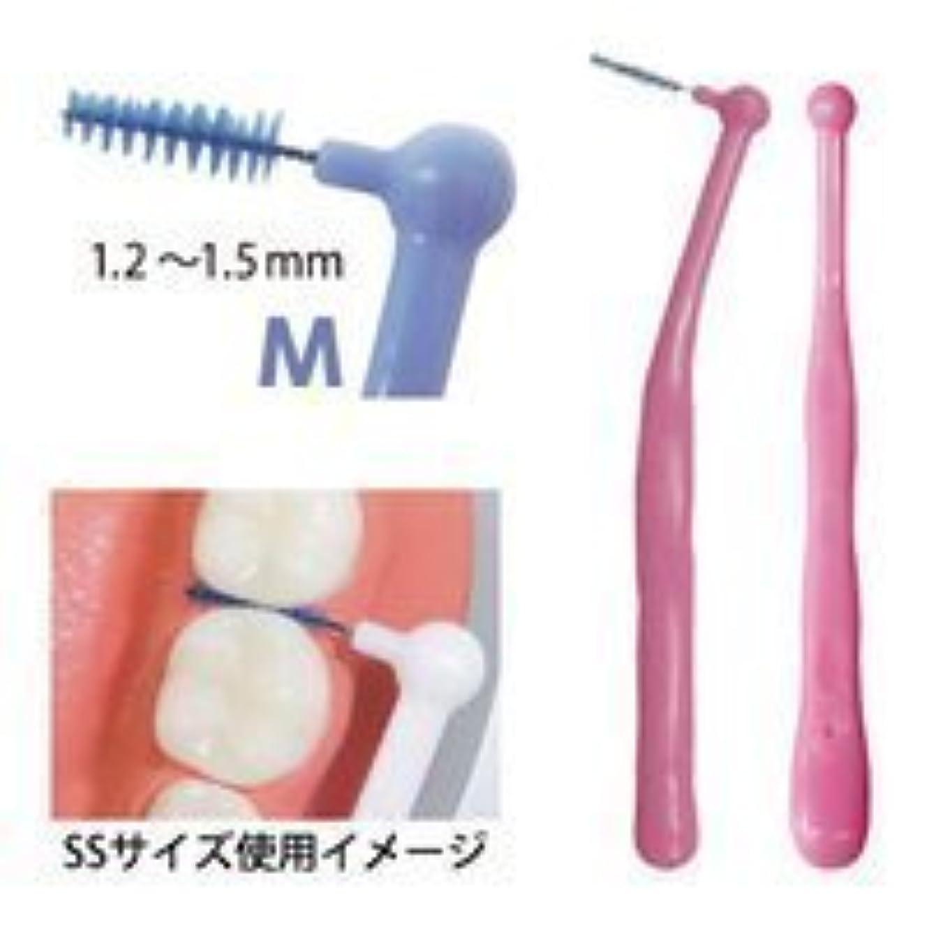 法王カーフスカリーCi PRO L字型歯間ブラシ / M(ブルー) / 100本入りパック
