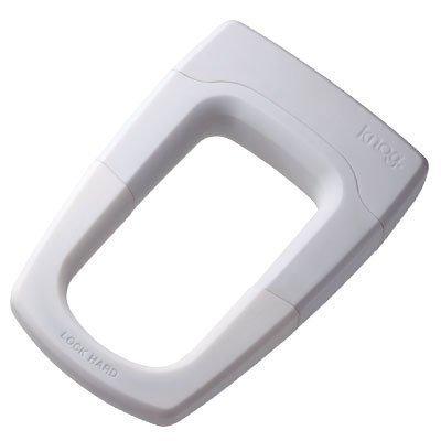 ノグ BOUNCER HIGH SECURITY ホワイト U-LOCK