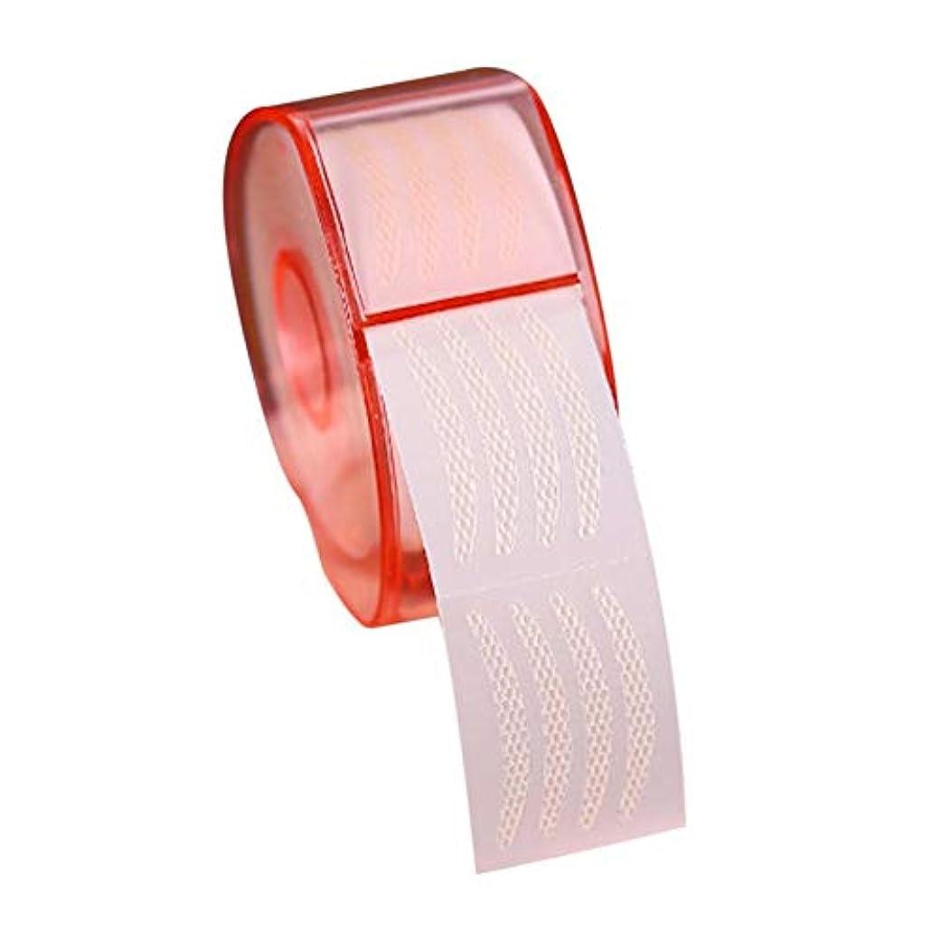 風刺くちばし引数Ragem 二重まぶたステッカー 二重まぶたテープ 見えない レース テープロール 通気性 防水 ナチュラル 魅力的 2タイプ