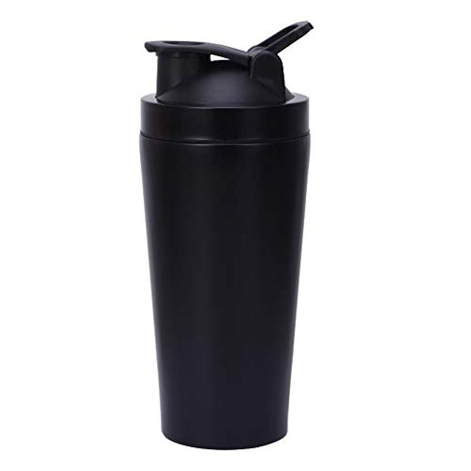 地下名門拒絶Dkhsyシェーカーボトルステンレスシェーカーボトルホーム絶縁シェーカーボトルフィットネスシェーカーボトル
