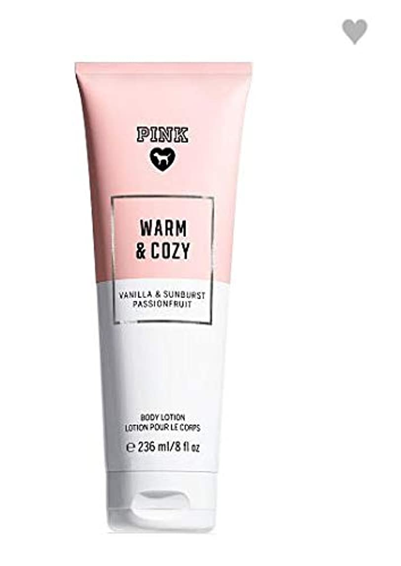 診療所プラスチックステッチVICTORIA'S SECRET Fragrant Body Lotion Warm And Cozy