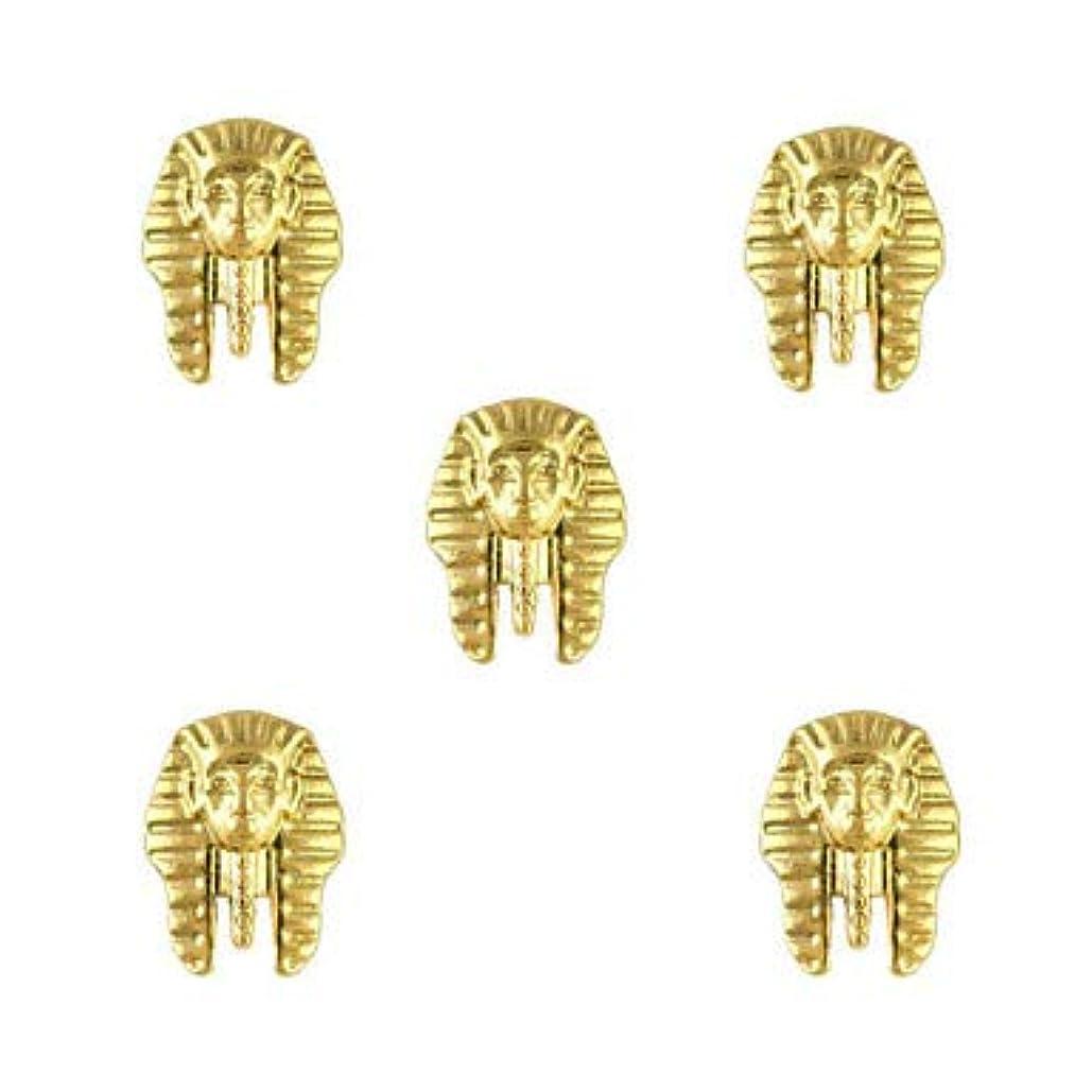 がっかりする手つかずの時計指のつま先のための金属のエジプトパターンのマニキュアの宝石類の宝石類