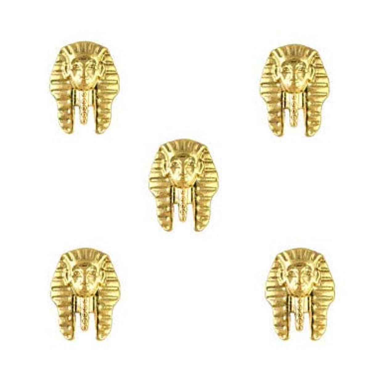 デジタル残りご注意指のつま先のための金属のエジプトパターンのマニキュアの宝石類の宝石類
