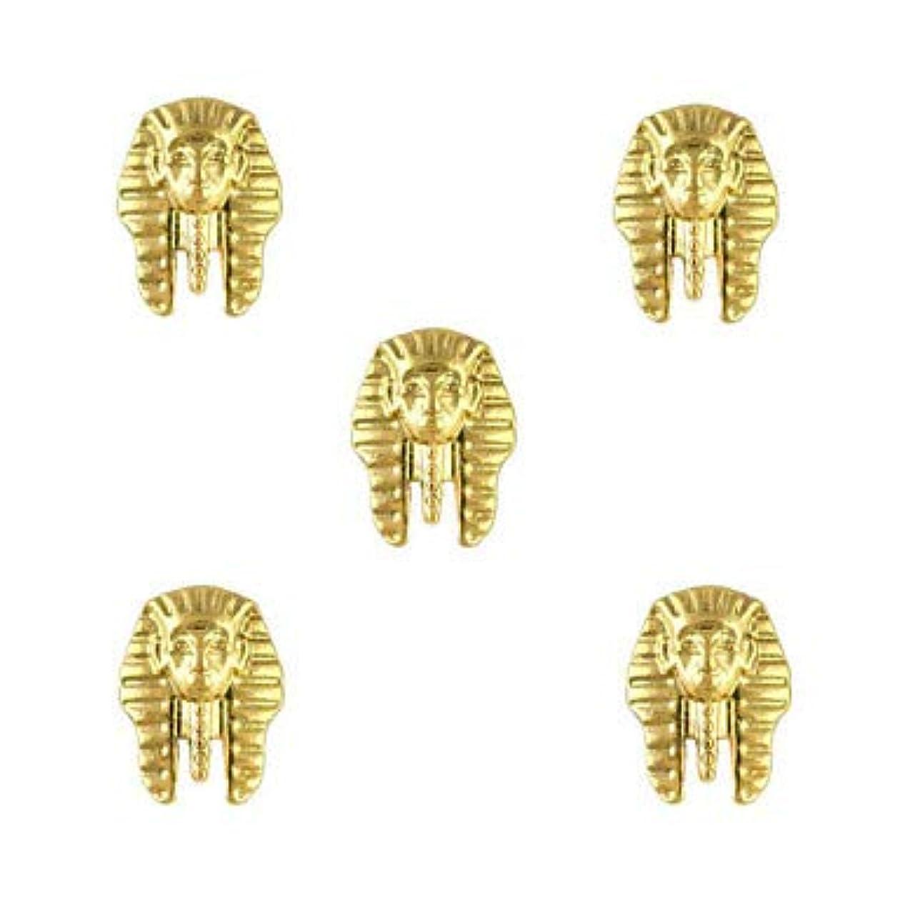 道に迷いましたペインギリック誰の指のつま先のための金属のエジプトパターンのマニキュアの宝石類の宝石類