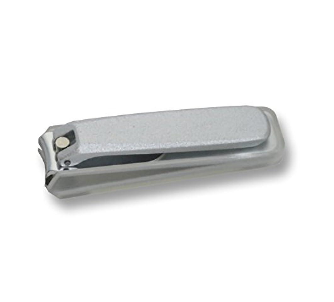 アルバニーエピソード去るKD-022 関の刃物 クローム爪切 大 カバー付