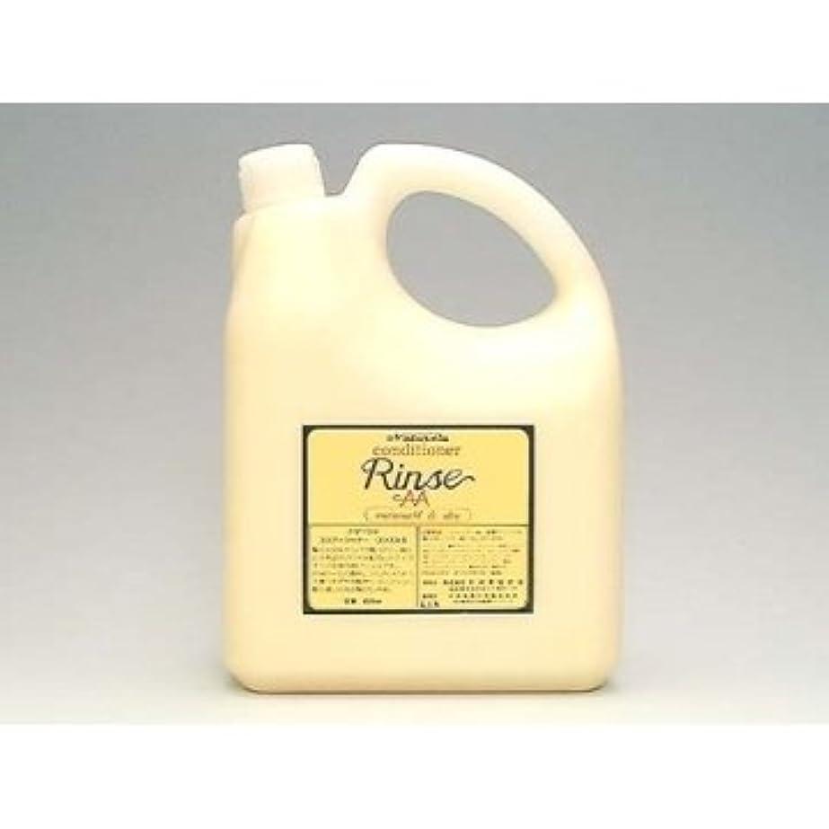 重くする肥料勧めるエース美販 ナターシャ コンディショナーリンスAA 業務用4000ml