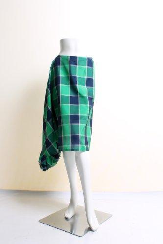 チェックフリルデザインスカート[USED] ジュンヤワタナベ・コムデギャルソン