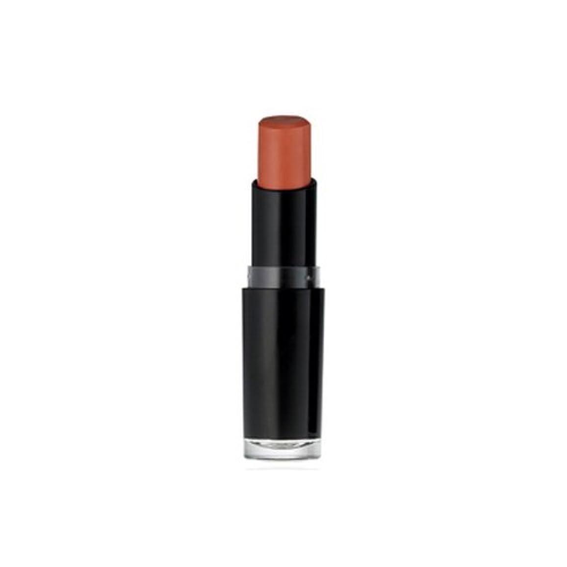 尊厳独占告発者WET N WILD Mega Last Matte Lip Cover - Just Peachy (並行輸入品)