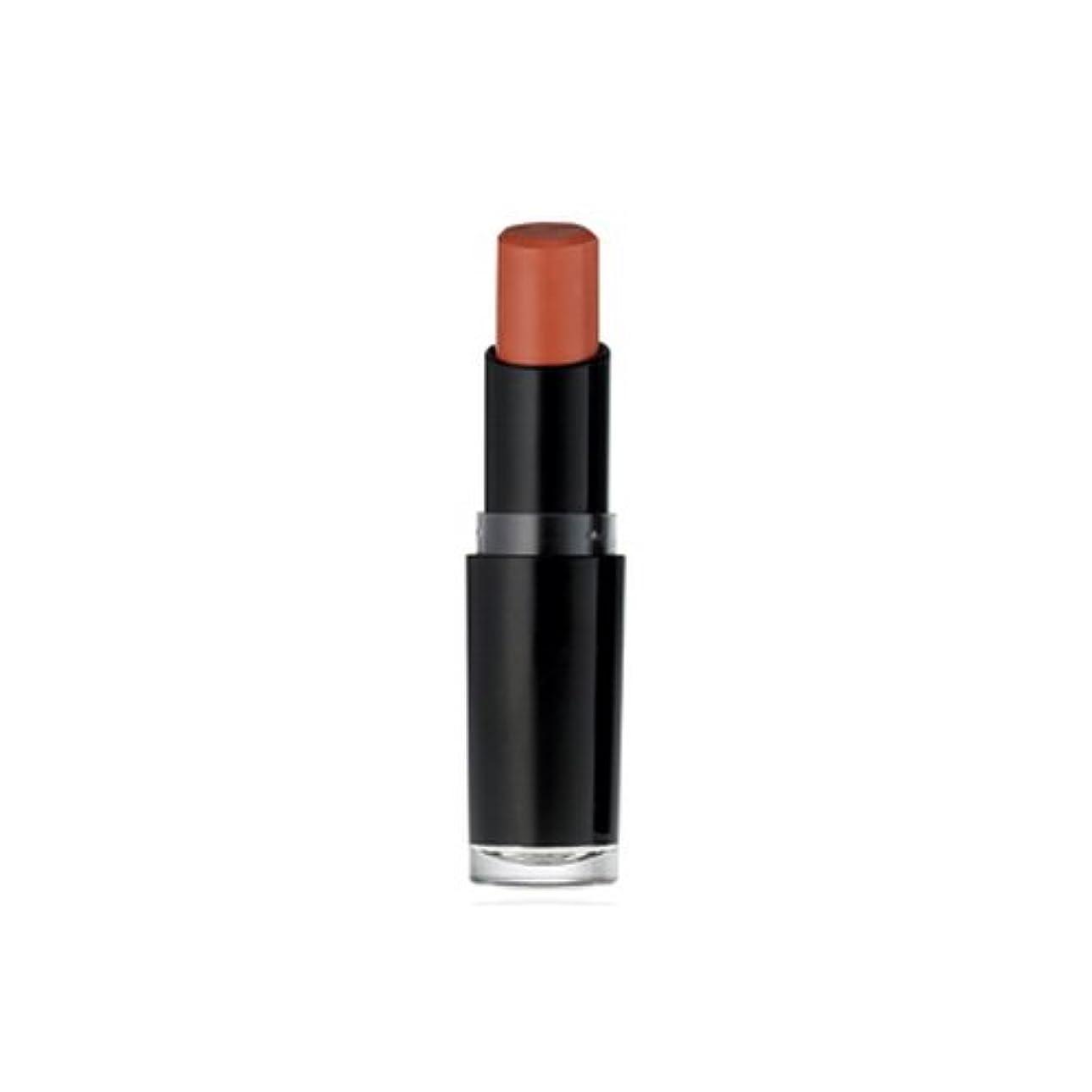 記者責任者風景WET N WILD Mega Last Matte Lip Cover - Just Peachy (並行輸入品)