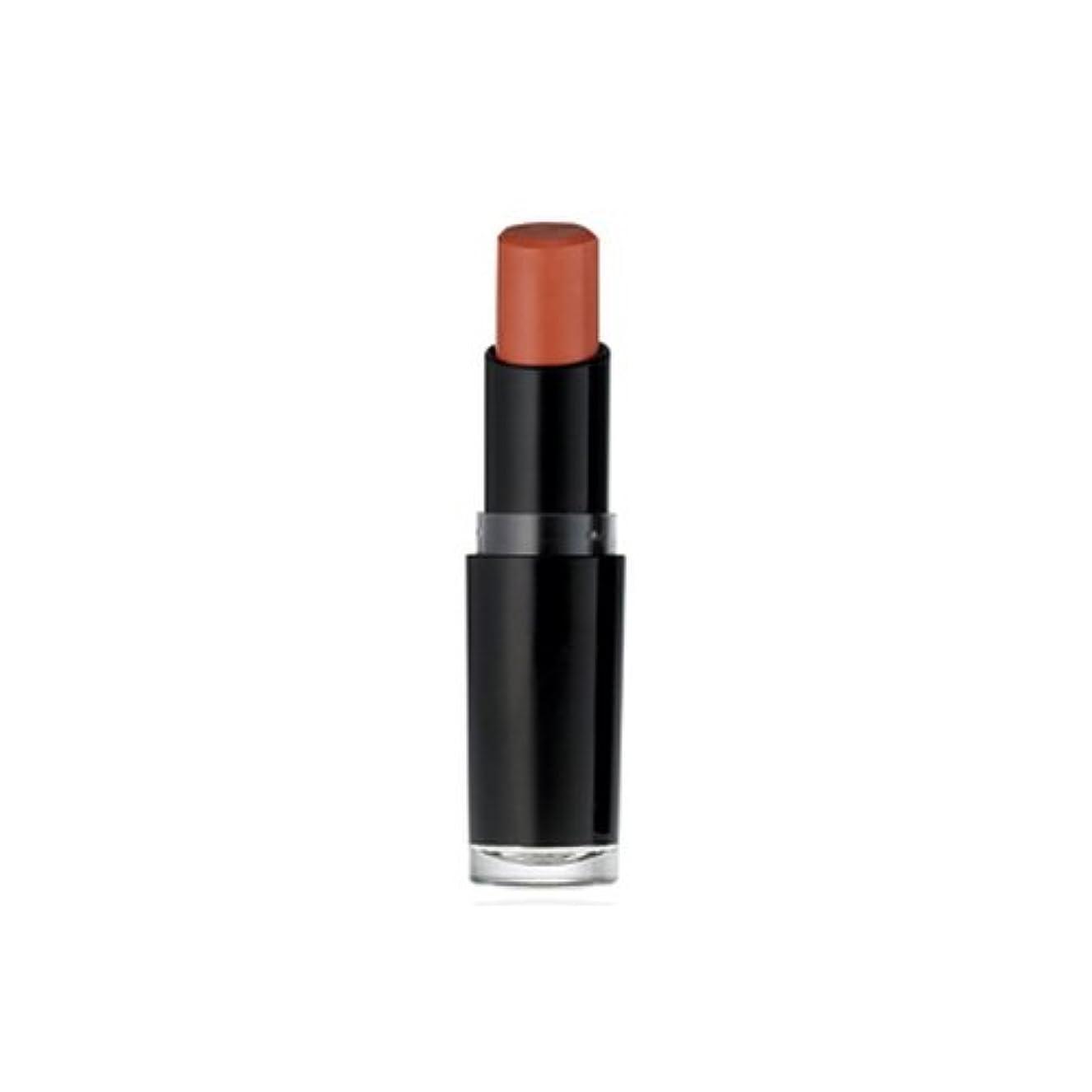 の頭の上売上高雹WET N WILD Mega Last Matte Lip Cover - Just Peachy (並行輸入品)