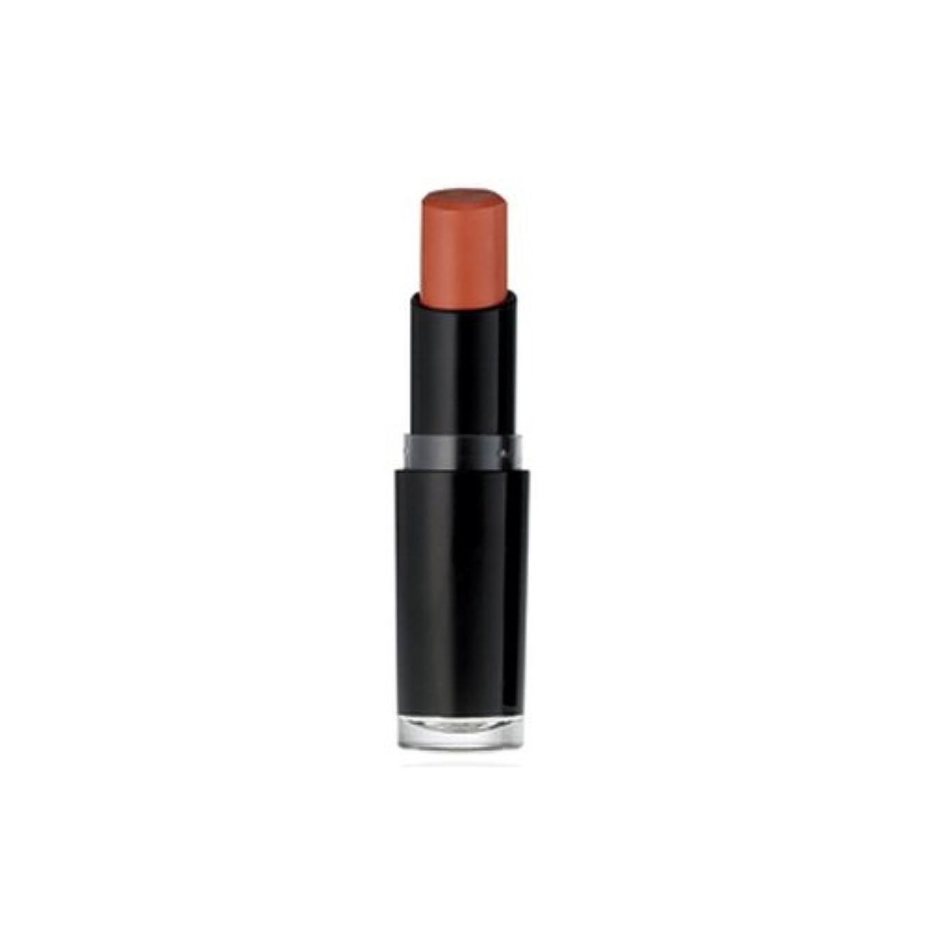 変数差別化する強調WET N WILD Mega Last Matte Lip Cover - Just Peachy (並行輸入品)