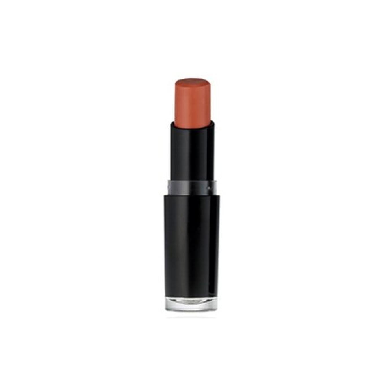 慢性的言い訳見捨てるWET N WILD Mega Last Matte Lip Cover - Just Peachy (並行輸入品)