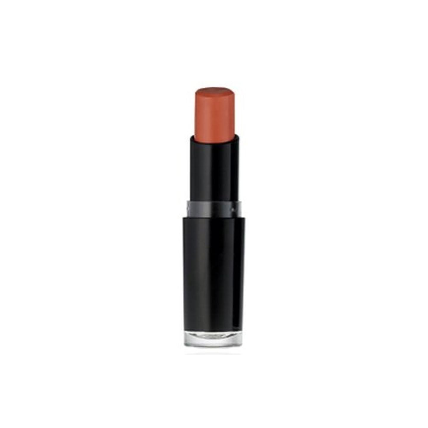 口死傷者徒歩でWET N WILD Mega Last Matte Lip Cover - Just Peachy (並行輸入品)