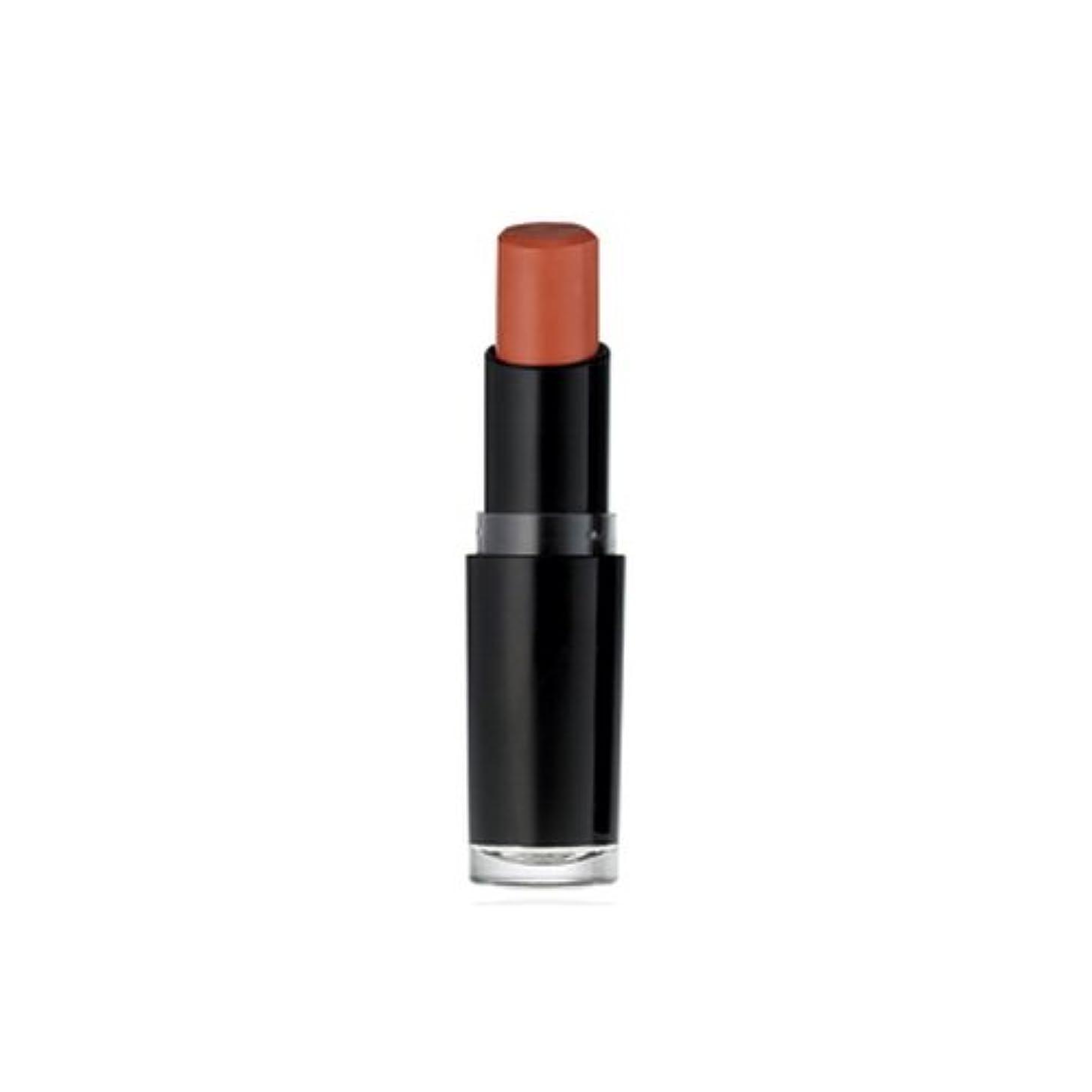洗う意図する受付WET N WILD Mega Last Matte Lip Cover - Just Peachy (並行輸入品)