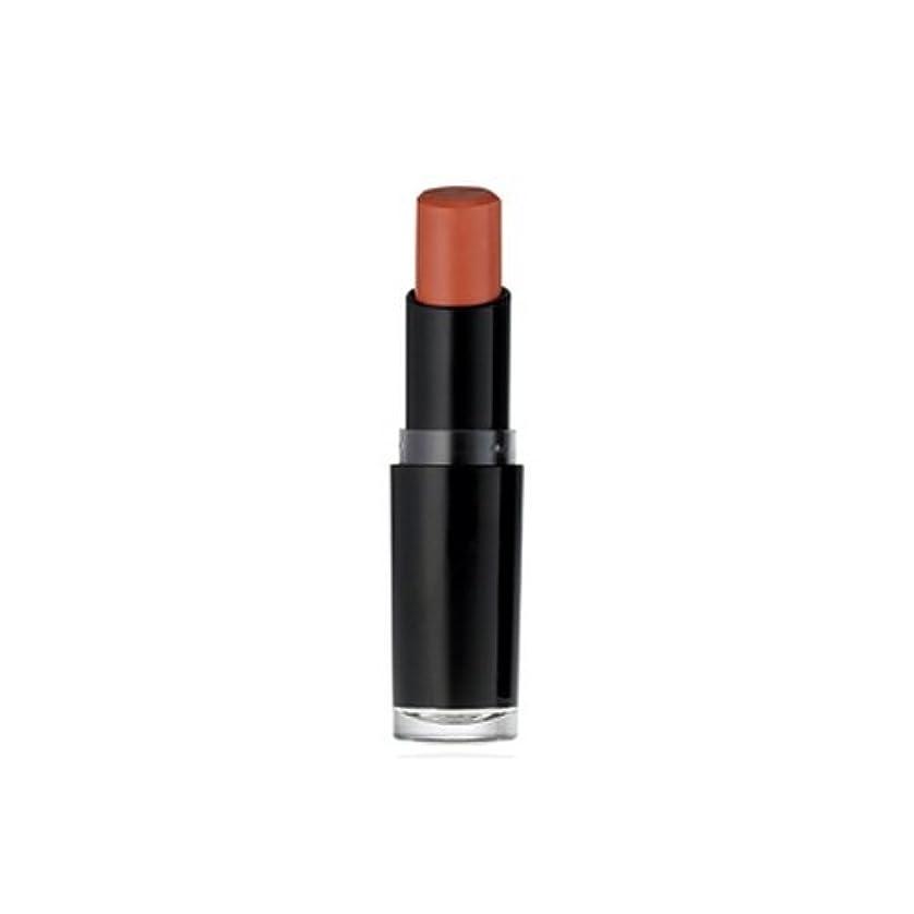 コットン同行する空いているWET N WILD Mega Last Matte Lip Cover - Just Peachy (並行輸入品)