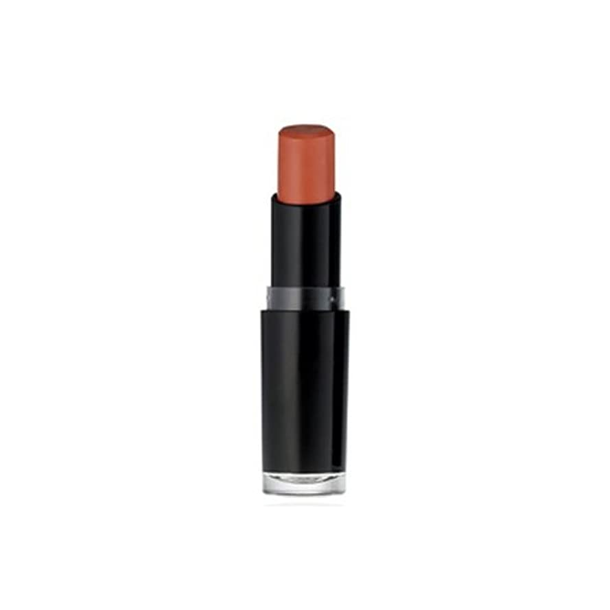 本当のことを言うと明らかにするエキサイティングWET N WILD Mega Last Matte Lip Cover - Just Peachy (並行輸入品)