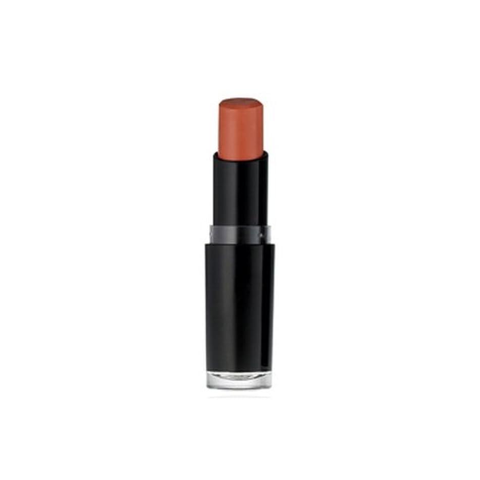 鳴り響く食器棚父方のWET N WILD Mega Last Matte Lip Cover - Just Peachy (並行輸入品)