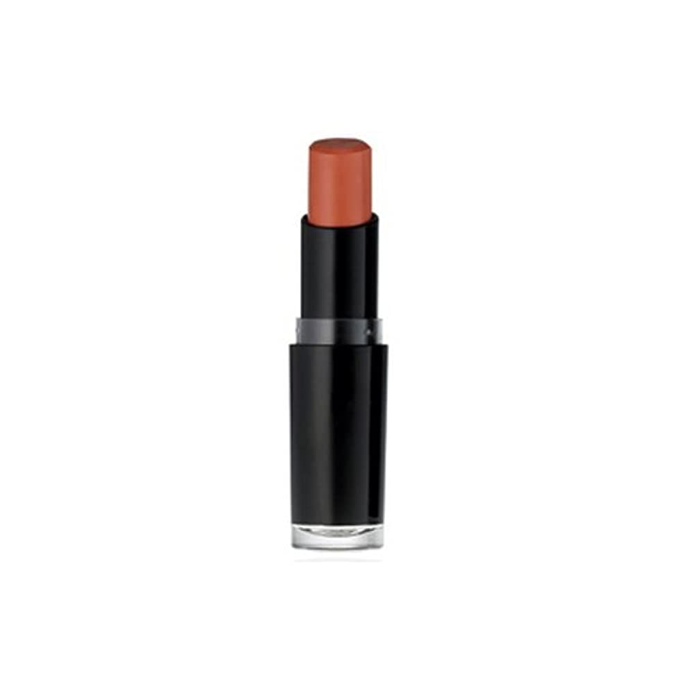 で出来ている抜け目のないバンクWET N WILD Mega Last Matte Lip Cover - Just Peachy (並行輸入品)