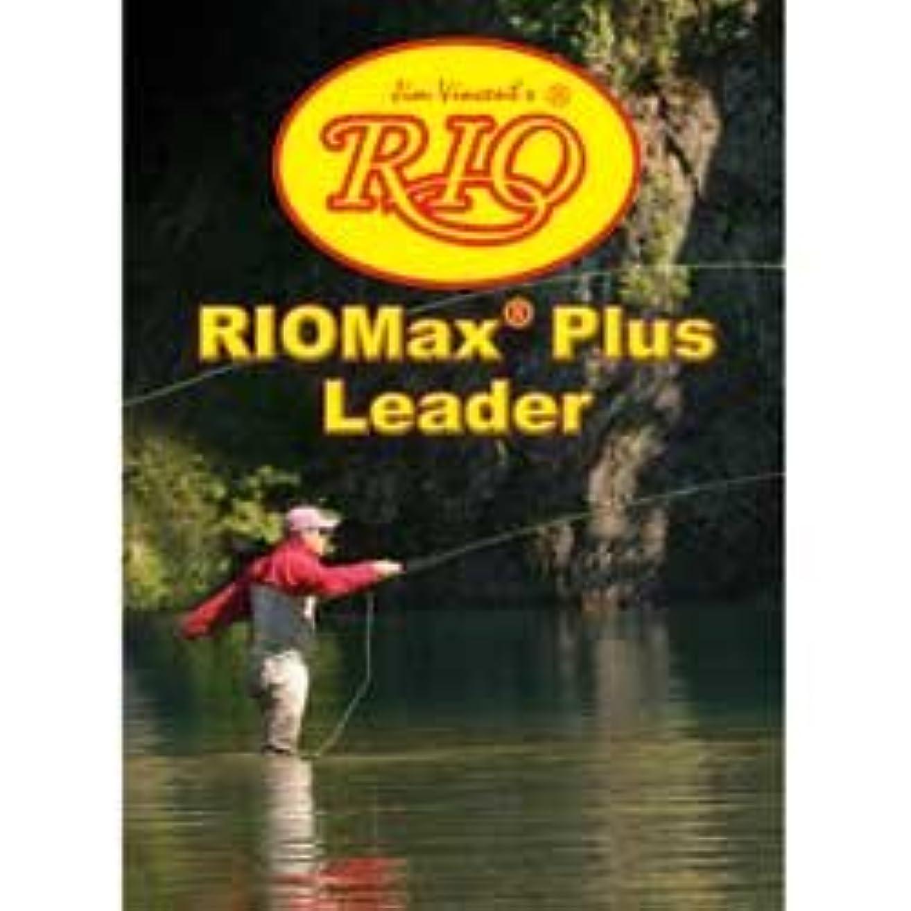 不足廃止メーターRio RIOMax Plus Leaders 20lb 10 kg