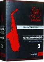 ボックスの10芦ゴンザレスアルトサクソフォンの古典力3,5