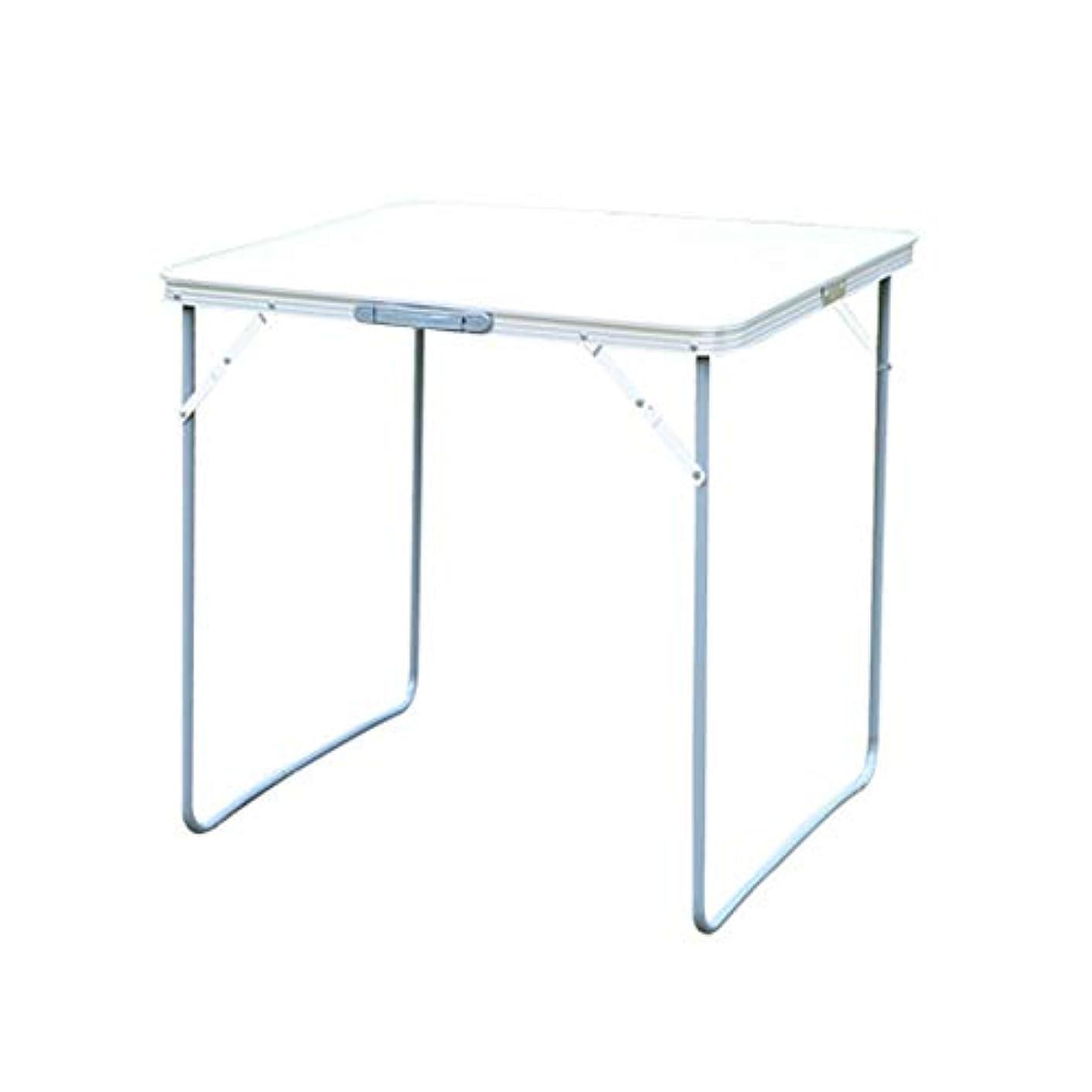 グラマーカンガルーかなりのポータブルアルミ折りたたみ式テーブル、多用途、小型、超軽量、持ち運びが簡単、屋外、ピクニック、バーベキュー、料理、休日、ビーチ、家庭用