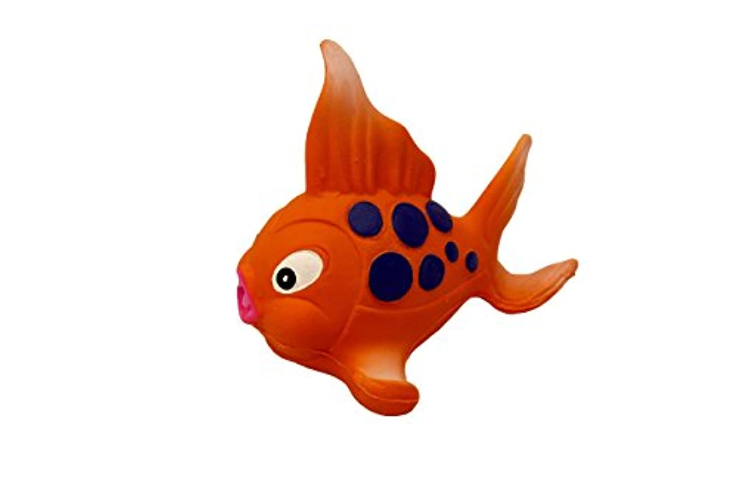 Kacy Fish Natural Rubber Bath Toy