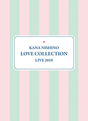 Kana Nishino Love Collection Live 2019(完全生産限定盤)(特典無し) [Blu-ray]