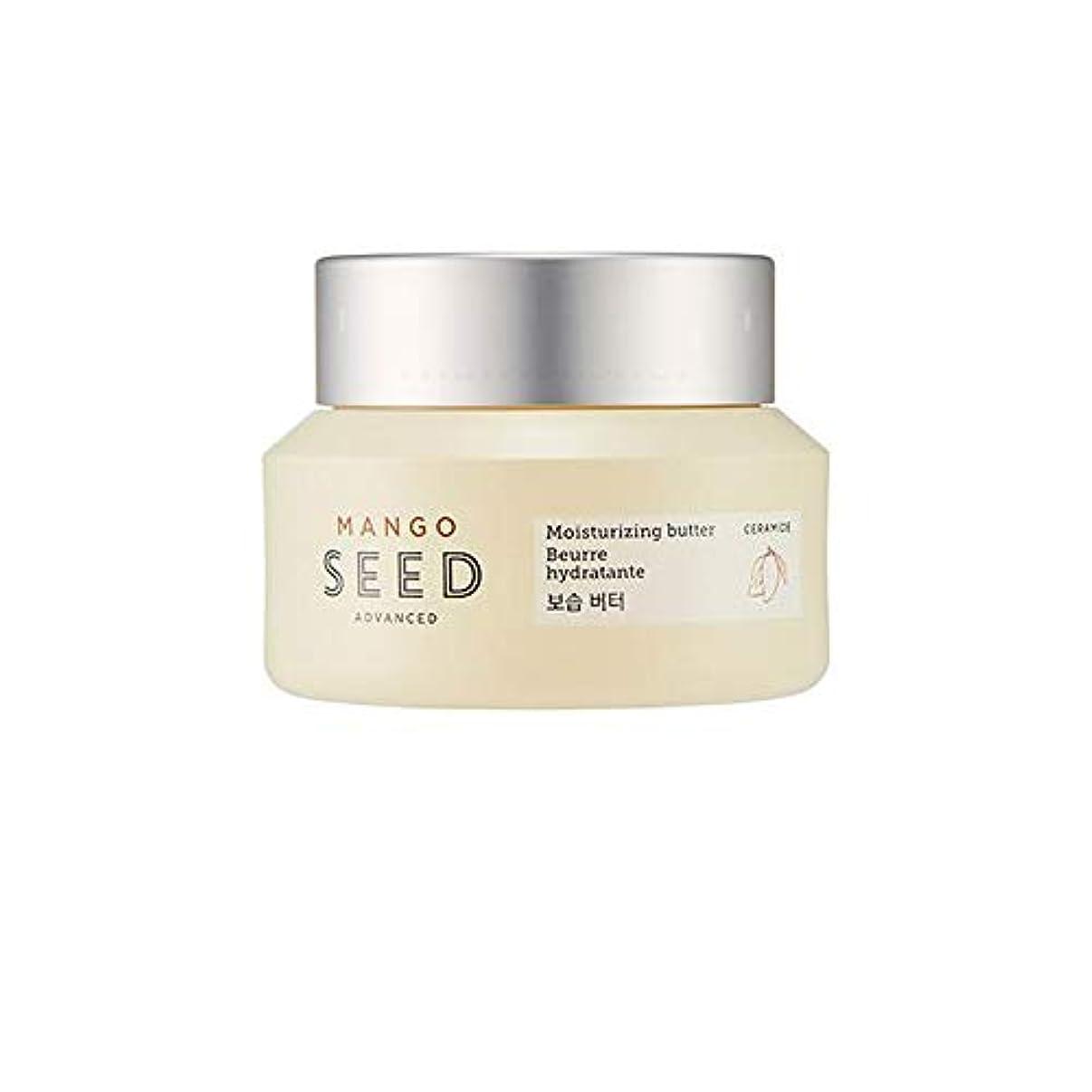 セールスマン原告内陸[ザフェイスショップ] THE FACE SHOP マンゴシードシルク保湿フェイシャルバター(50ml) The Face Shop Mango Seed Silk Moisturizing Facial Butter...