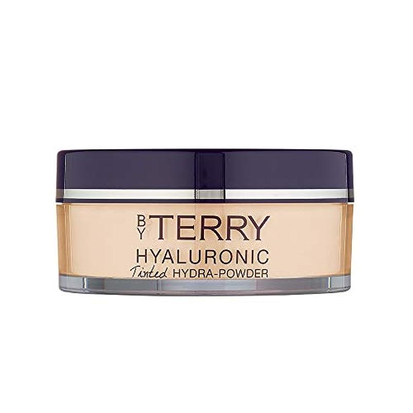 中でワーム踏みつけバイテリー Hyaluronic Tinted Hydra Care Setting Powder - # 100 Fair 10g/0.35oz並行輸入品