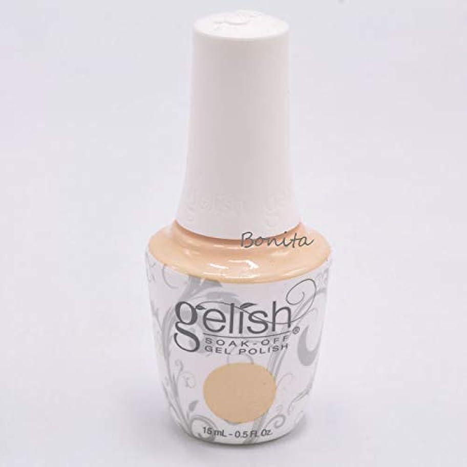 階層散歩天皇Gelish Soak-Off Gel - Kiss Kiss - 15 ml / 0.5 oz