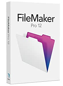 Filemaker pro 12 ファイルメーカー プロ 並行輸入品 日本語対応