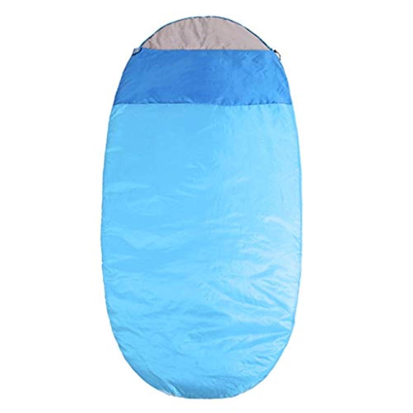 ピンチ温度計落とし穴屋外の寝袋キャンプ寝袋シングル寝袋ポータブル厚い暖かいポータブル GBYGDQ (Color : C, Size : 230×100cm)
