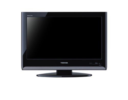 東芝 19V型 液晶 テレビ REGZA 19A8000(K) ハイビジョン ムーンブラック