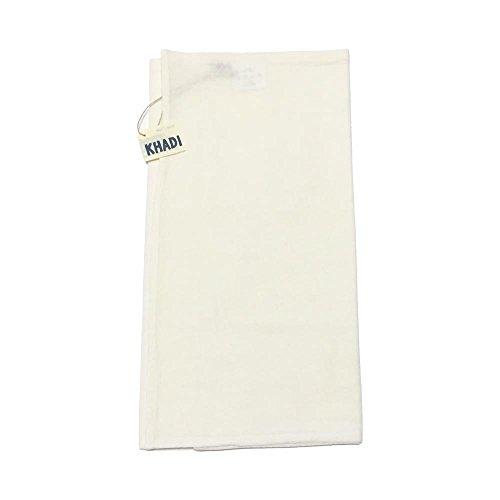 志成販売 枕カバー ピローケース KHADI コットン ナチュラル ソリッドカラー 45×88cm