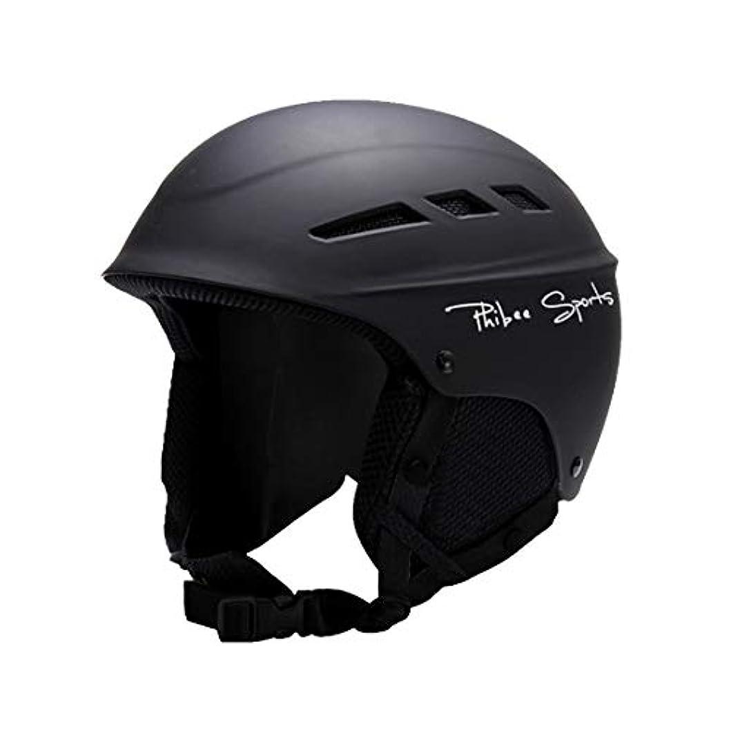 時時々ルームスキープロフェッショナル保護用ヘルメットシングルおよびダブルプレート8通気孔PCシェル調節可能バックル親子保護用ヘルメット、サイズ:L、56?62 cmにフィット,