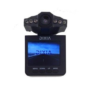 DIXIA ディキシア 赤外線対応ドライブレコーダー 2.5...