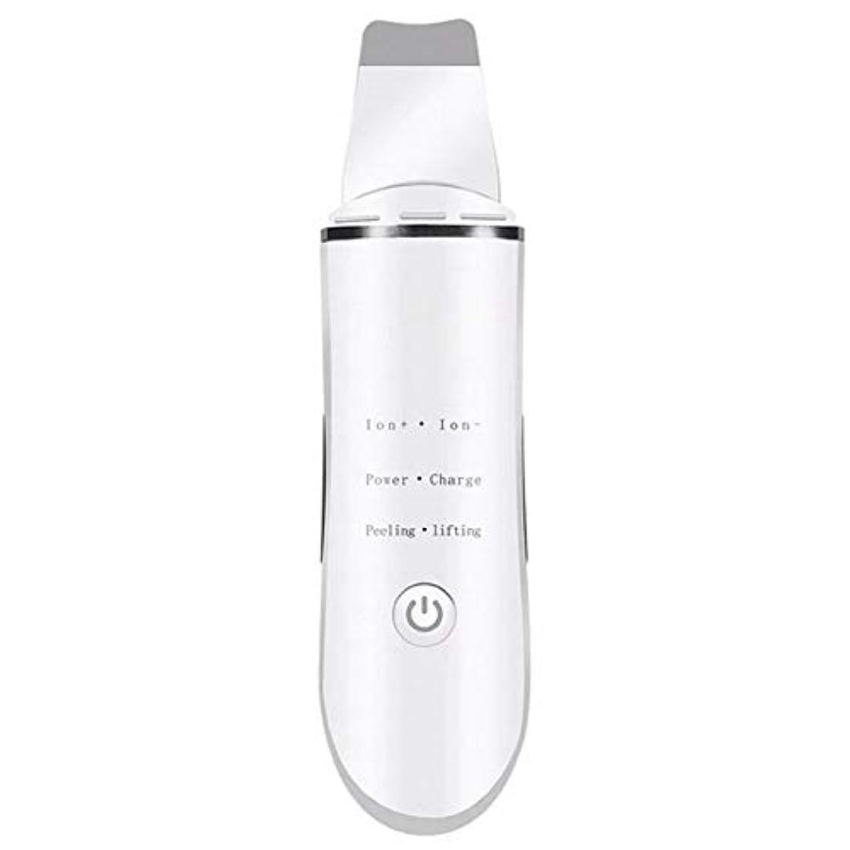 引き付ける噴水嵐のにきび除去剤, にきびを取り除く きれいな毛穴 顔を持ち上げる 超音波ショベル イオンクリーニング 電気美容器具