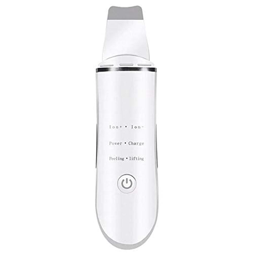 にきび除去剤, にきびを取り除く きれいな毛穴 顔を持ち上げる 超音波ショベル イオンクリーニング 電気美容器具