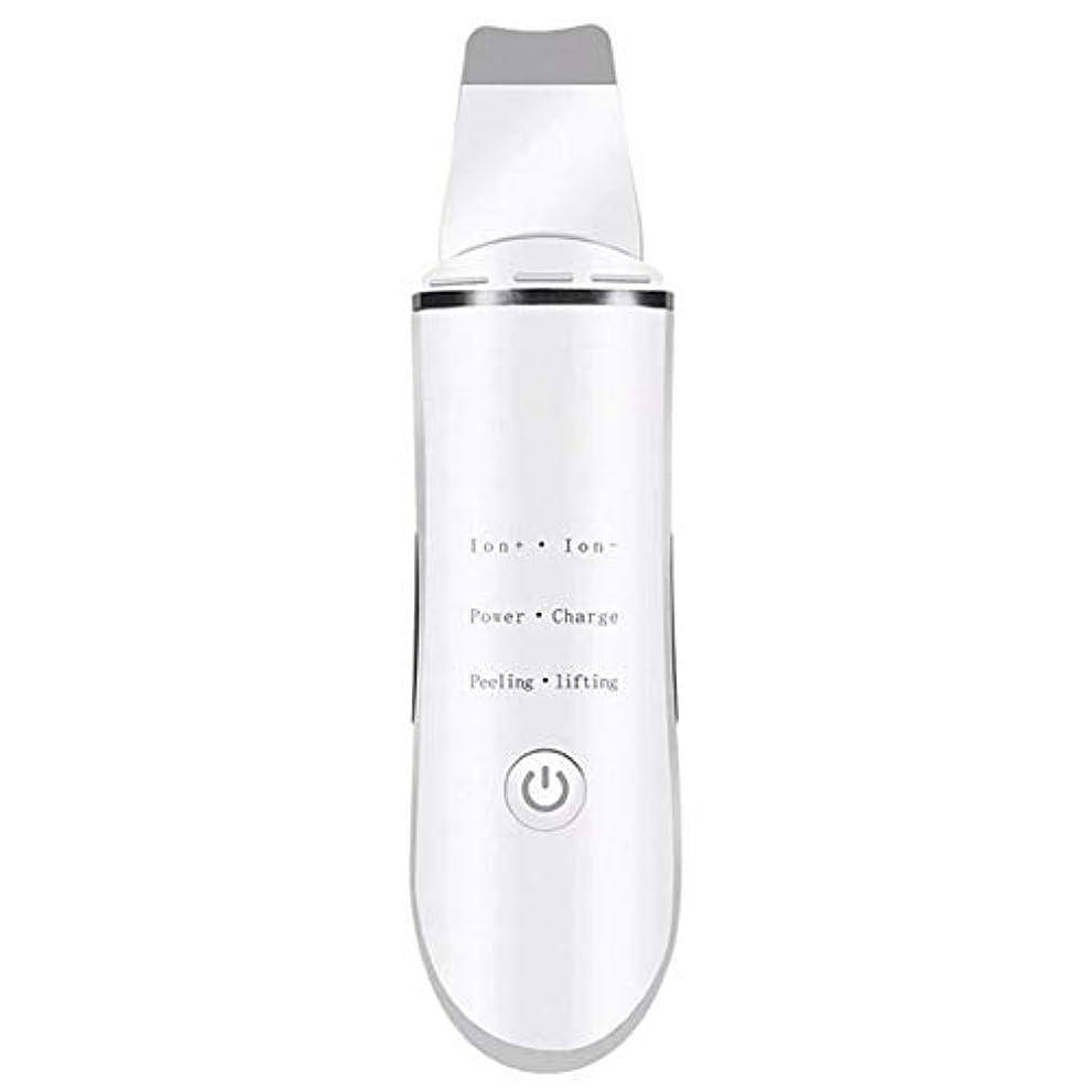 本順応性のある接続詞にきび除去剤, にきびを取り除く きれいな毛穴 顔を持ち上げる 超音波ショベル イオンクリーニング 電気美容器具