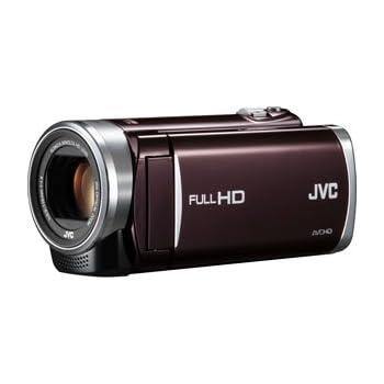 JVCケンウッド JVC 64GB ハイビジョンメモリームービー アーバンブラウン GZ-E280-T