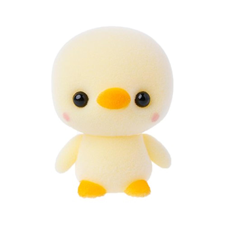 lukalookプラスチックFlocking Duck Doll Small動物ぬいぐるみおもちゃOrnamentsアクションフィギュア