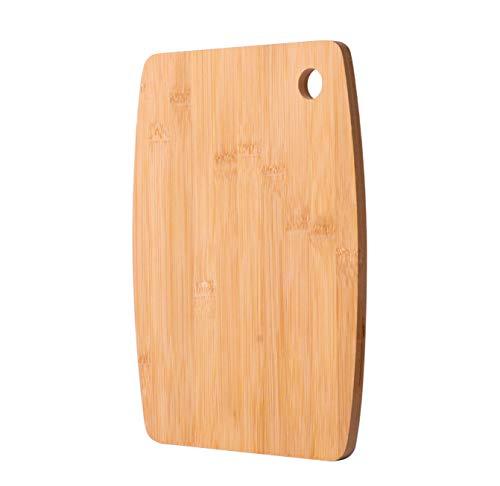 【天然抗菌素材】HOLYMOOD竹製まな板 ミニサイズ 抗菌防臭 携帯できる軽量カッティングボード まな板 ミニ 果物 アウトドア まな板シート 軽量な環境に優しい 28×21㎝ ZB2808