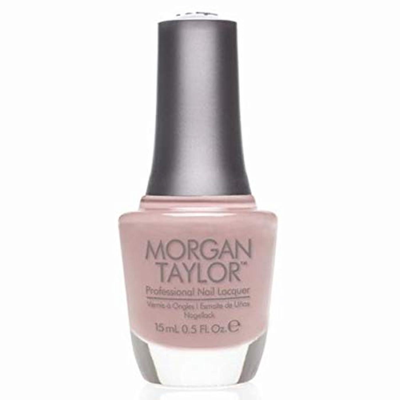 先住民唯一乱気流Morgan Taylor - Professional Nail Lacquer - Perfect Match - 15 mL / 0.5oz