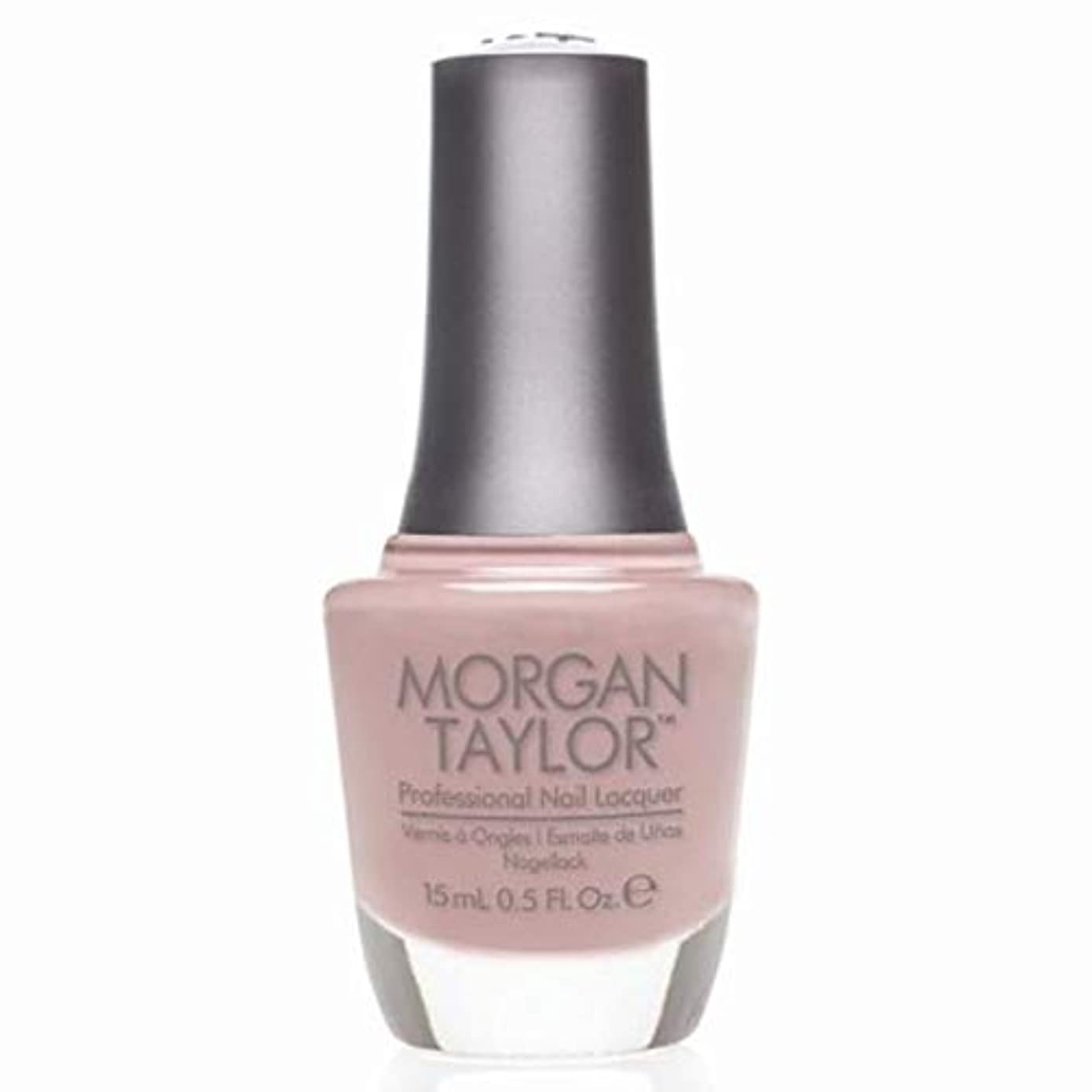 スリップ耳またはどちらかMorgan Taylor - Professional Nail Lacquer - Perfect Match - 15 mL / 0.5oz