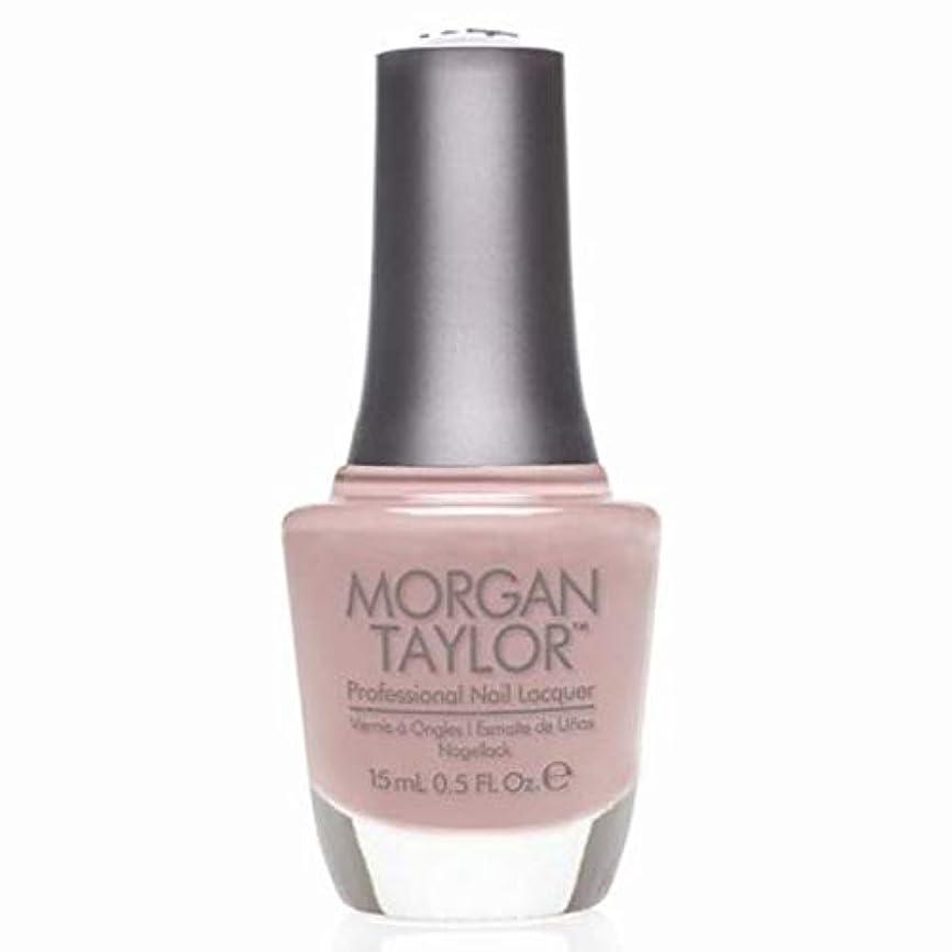 側溝再編成する乗算Morgan Taylor - Professional Nail Lacquer - Perfect Match - 15 mL / 0.5oz