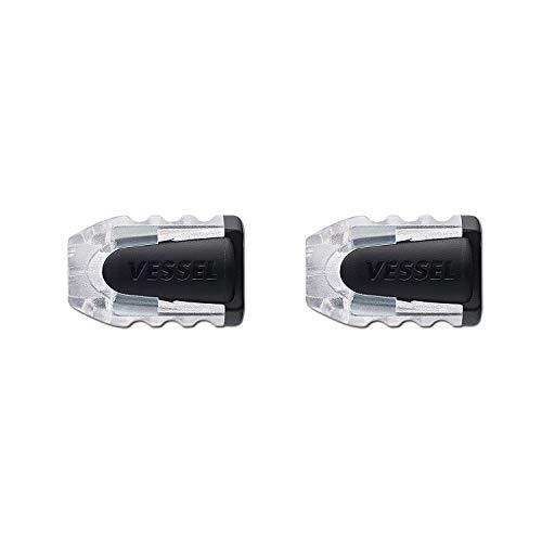『ベッセル(VESSEL) ネジマグキャッチャー 2個入 マグネタイザー NMCG-2PC GALAXY クリア 高さ2.7cm』のトップ画像